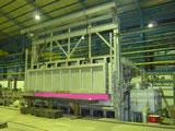 Regenerative Type Aluminium Melting Furnace